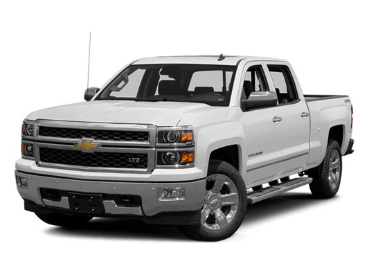 2014 Chevrolet Silverado 1500 Ltz In Edmond Ok Oklahoma City