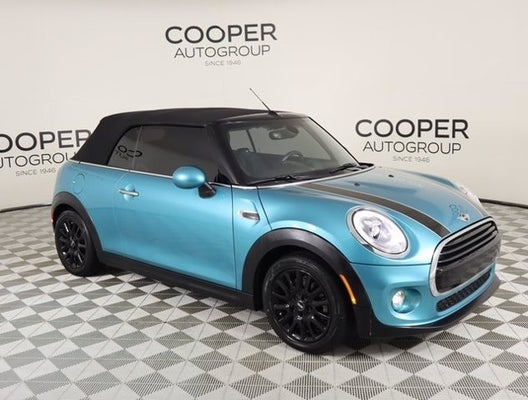 2017 Mini Convertible Cooper In Edmond Ok Jackie